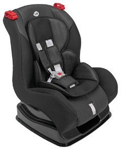 Cadeirinha para Carro Tutti Baby Black AB 9 a 25 Kg