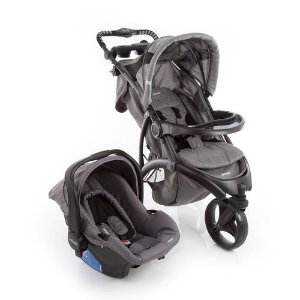 Carrinho de Bebe Bebe Conforto Infanti Off Road Grey Cold