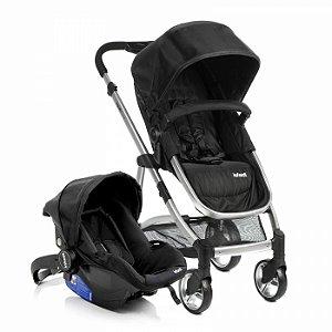 Carrinho de Bebe Bebe Conforto Infanti Epic Lite Onyx