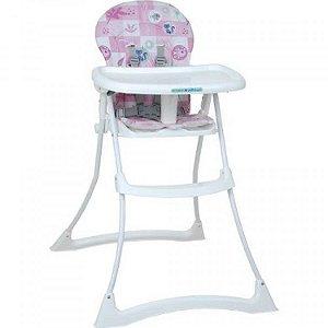 Cadeira de Refeição Burigotto Bon Appetit XL Peixinho Rosa