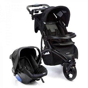 Carrinho de Bebe Bebe Conforto Infanti Off Road Onyx