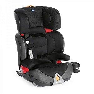 Cadeirinha para Carro Chicco Oasys 2-3 FixPlus EVO Jet Black