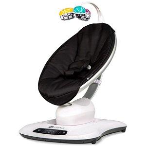 Cadeira De Descanso 4moms Mamaroo 4.0 Black Classic Preta