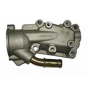 flange ou carcaça da valvula termostatica citroen berlingo / peugeot 206