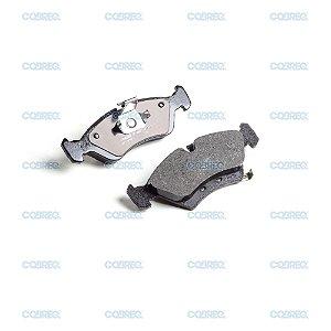 Pastilha de freio meriva / zafira dianteira original cobreq n-355
