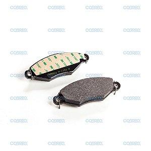 Pastilha de freio peugeot 206 dianteira ogiginal cobreq n-1156