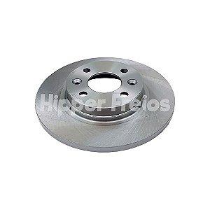 Disco de freio renault logan / clio / sandero dianteiro solido