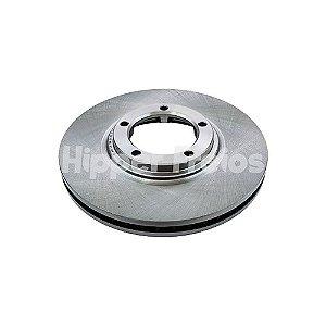 Disco de freio hyundai hr dianteiro ventilado hf330
