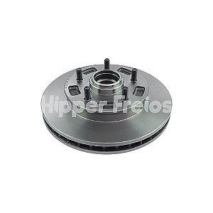 Disco de freio blazer / s10 dianteiro ventilado  hiper freios hf55