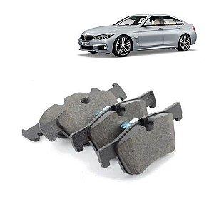 Pastilha de freio BMW serie 1 / serie 3 - dianteira cobreq n-2076