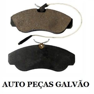 Pastilha Freio Citroen Jumper / Ducato / Peugeot Boxer