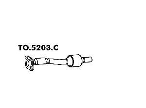 Catalisador Corolla 1.6 16V 2002 A 2010