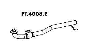 Tubo Flexivel Doblo 1.8 16V / 1.8 8V 2011 Em Diante E.Torq