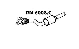 Catalisador Scénic 1.6 16V 99 A 2010 / Scénic 2.0 8V 99 A 2004 / 2.0 16V 2001 A 2009