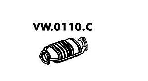 Catalisador Escort Gl / Ghia / Xr3 / Verona 1.8 92