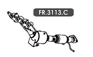 Catalisador Focus 1.6 16V / 2.0 16V Hatch / Sedan 2010 A 2013