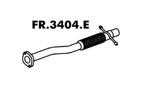 Tubo Flexivel Ka 1.0 / 1.3 97 Até 07/99 Motor Endura