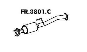 Catalisador Ranger 4.0 Gasolina 97 A 2001