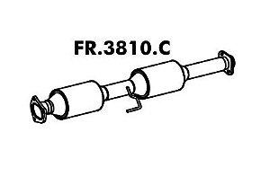 Catalisador Ranger Gasolina Stx 4.0 94 A 97