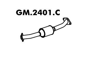 Catalisador Astra Hatch 2.0 95 Até 97 Importado