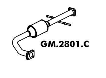 Catalisador Blazer 2.2 98 A 11/99