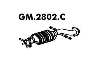 Catalisador Blazer 4.3 V6 96 A 11/99