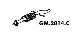 Catalisador Blazer 4.3 V6 12/99 A 2003