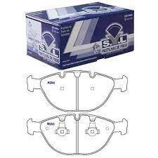 Pastilha De Freio  Bmw X5 Suv Endurance (E70) 4.8 32V N62B48B V8 / Bmw X5 Suv Sport (E70) 4.8 32V N62B48B V8