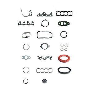 Jogo Junta Motor Monza / Kedt / Ipanema Completa C/ Retentor