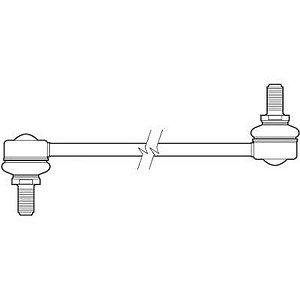 Bieleta Barra Estabilizadora Astra / Vectra / Zafira Dianteira Esquerda/Direita