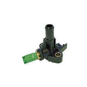 Sensor Temperatura Uno / Palio / Siena - Agua Plug Eletronico 2 Vias Verde