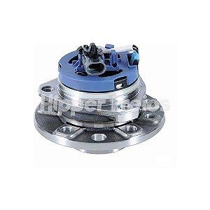 Cubo Roda Astra / Vectra / Zafira - Dianteiro 5 Furos C/ Rolamento C/ Abs