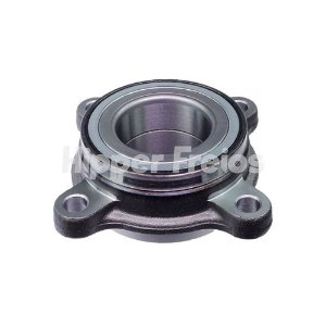 Cubo Roda Toyota Hilux - Dianteiro 6 Furos C/ Rolamento C/ Abs