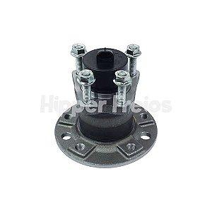 Cubo Roda Astra / Vectra / Zafira - Traseiro 5 Furos C/ Rolamento C/ Abs