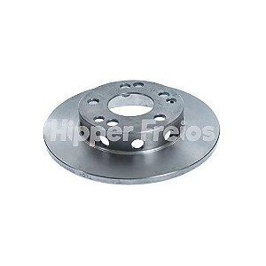 Disco Freio Dianteiro Solido S/ Cubo 262Mm 5 Furos