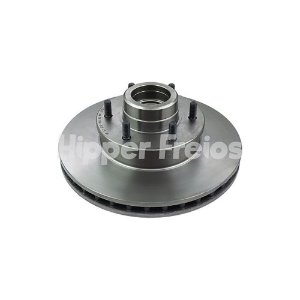 Disco Freio Blazer / Silverado Dianteiro Ventilado C/ Cubo 312Mm 6 Furos