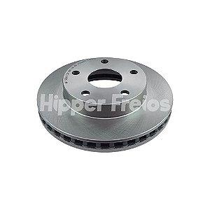 Disco Freio Toyota Hilux Dianteiro Ventilado S/ Cubo 255Mm 5 Furos