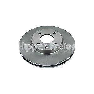 Disco Freio Onix / Spin Dianteiro Ventilado S/ Cubo 256Mm 4 Furos
