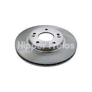 Disco Freio Hyundai I30 / Kia Cerato - Dianteiro Ventilado S/ Cubo 280Mm 5 Furos