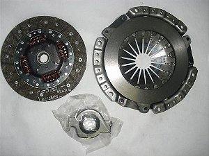 Kit Embreagem Palio / Uno / Fiorino / Tipo - 190Mm/20 Estrias Plato/Disco/Rolamento