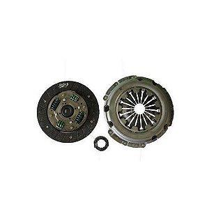Kit Embreagem Gol / Fox / Polo  - 200Mm/28 Estrias Plato/Disco/Rolamento