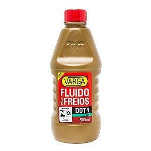 Oleo De Freio ( Fluido ) Dot 4  500 Ml Para Todos Os Veiculos