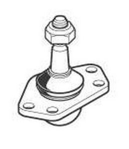 Pivo Blazer / S10 Suspensao Dianteiro Inferior Esquerdo/Direito