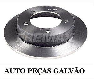 Disco Freio Suzuki / Gm Tracker Dianteiro Solido S/ Cubo 290Mm 5 Furos Bd6970 Fremax