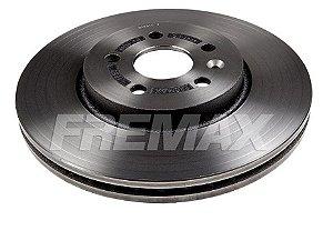 Disco Freio Gm Tracker Dianteiro Ventilado S/ Cubo 300Mm 5 Furos Bd1553 Fremax