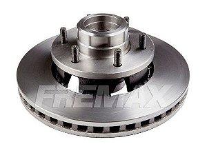Disco Freio Blazer / Silverado Dianteiro Ventilado C/ Cubo 313Mm 6 Furos Bd8605 Fremax