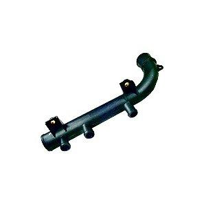 Tubo de refrigeração da agua do motor astra (cano dagua)