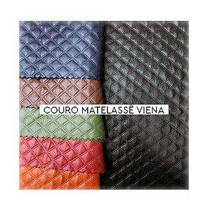 Couro Matelassê Viena (vendido no quilo)