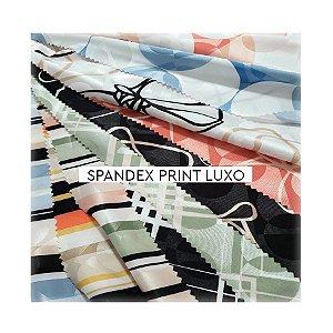 Spandex Print Luxo