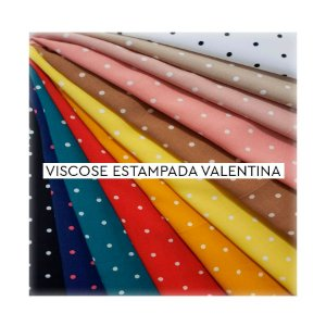 Viscose Estampada Lorena